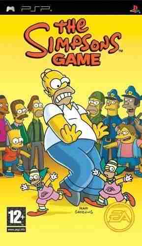 Descargar The-Simpsons-Game-English-Poster.jpg por Torrent